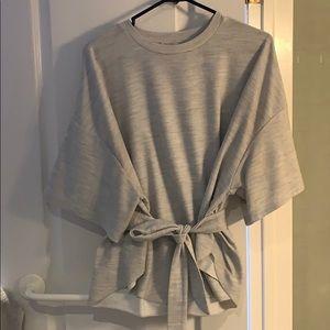 Grey Zara Tunic